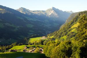 kleine camping Oostenrijk