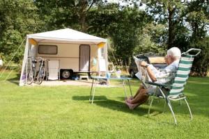 kleine camping Overijssel