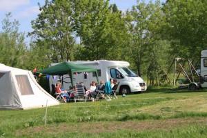 kleine camping zuid-holland