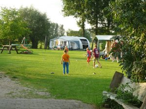Kleine camping Gelderland