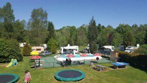 kleine campings belgie