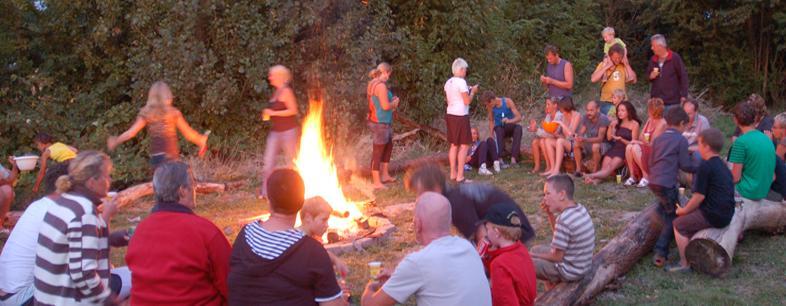Natuurcamping Nederland